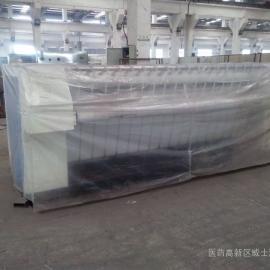 北京厂家直销威士洁工业床布烫平机 全主动熨平机 平烫机