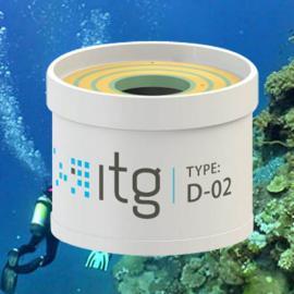 供应水下设备氧气(O2)监测传感器 O2/D-02