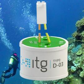 供应水下设备氧气(O2)监测传感器 O2/D-03