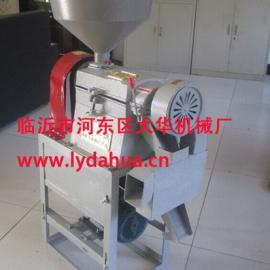 中国小型碾米机方便了国内外稻农