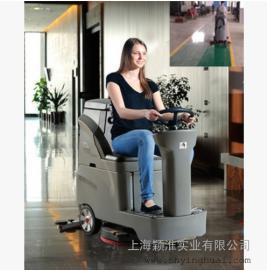 高美GM-AC爱卡洗地机 驾驶式洗地车 全球最小洗地车