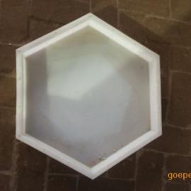 六棱块塑料模具