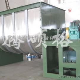 卧式干粉混合机、专业的卧式螺带混合设备―常州腾硕格生产