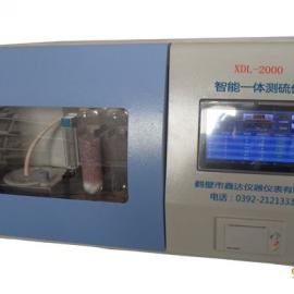 煤炭含硫检测仪器|最新触摸屏一体定硫仪|化验煤中硫的设备