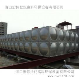 开式高位膨胀水箱