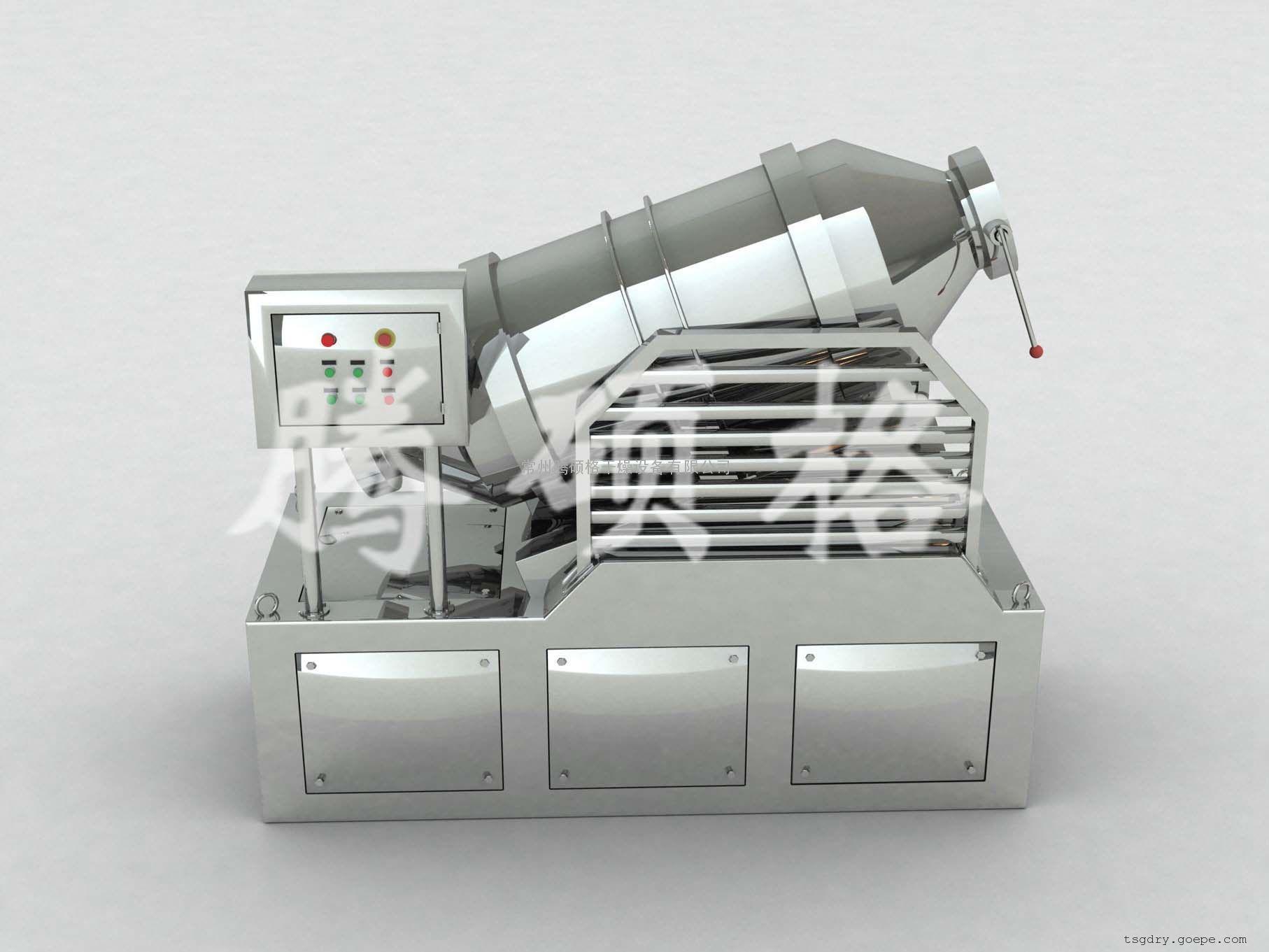 肥料混合机、常州腾硕格生产专用的二维运动混合设备