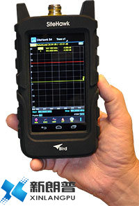 Bird SiteHawk SK-4000手持天馈线测试仪