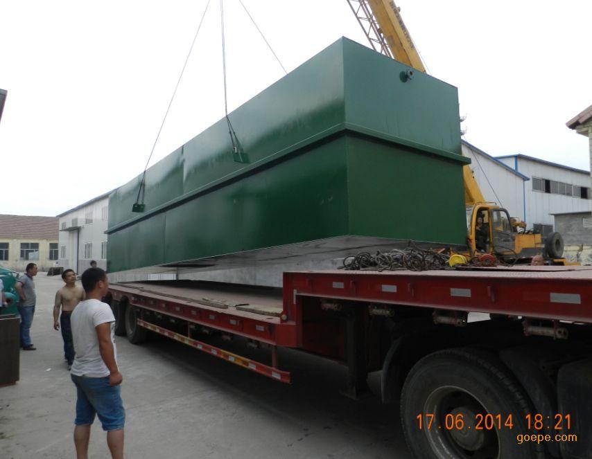 唐山市地埋式一体化污水处理设备价格