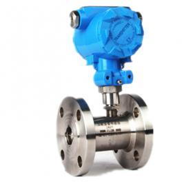 卡箍式涡轮流量计 排水管道 工业气体 化工原油流量计