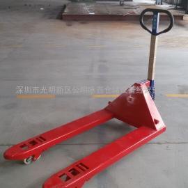 深圳鸿福叉车厂家维修
