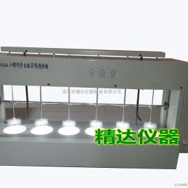 JJ-4BA(自动升降式)六联电动搅拌器