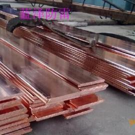 {电镀}铜包钢扁钢生产加工/蓝泽铜包钢行业突出