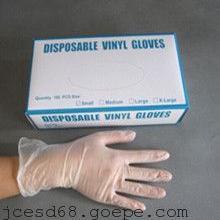 澳门一次性PVC手套 食品厂专用手套