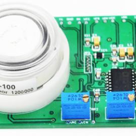 三线制电流型氨气(NH3)气体检测模块