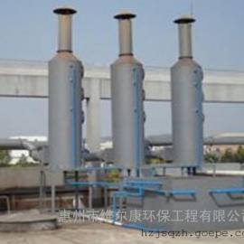 惠州锅炉、发电机脱硫除尘治理工程选择维尔康环保