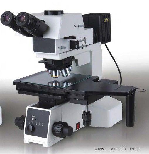 MX6R正置金相明暗场显微镜 大平台DIC显微镜