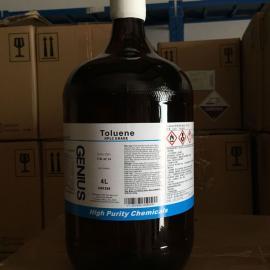 色谱纯甲苯 HPLC 4L 美国进口