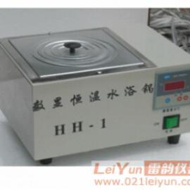 厂家推荐HHS-1单孔水浴锅 精密恒温水浴锅