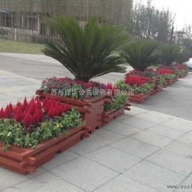 苏州景观花盆花箱批发