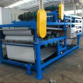 纺织厂【印染污泥脱水机】―棉纺织印染厂污泥脱水压滤机-