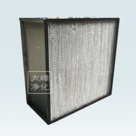 液槽高效过滤器| 耐高温/高湿过滤器| 大风量初中效过滤器
