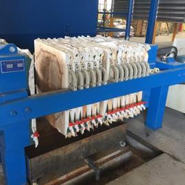 纸箱厂包装厂污水处理设备(压滤机)
