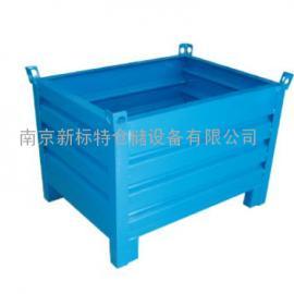 钢制料箱,南京新标特仓储设备有限公司