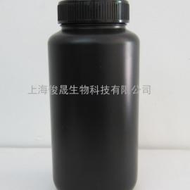 500ml聚乙烯避光黑色广口塑料试剂瓶