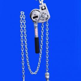 供电段链条式紧线器使用前的准备工作