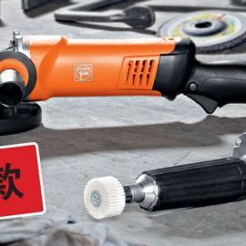 新一代的 FEIN 泛音角磨机和直磨机