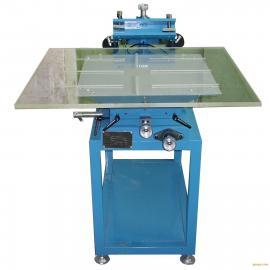 线路板手工丝网印刷台