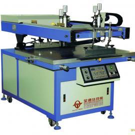 高精密斜臂式平面丝网印刷机