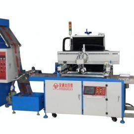 全自动卷对卷连续性丝印机TY-CNC60120+IR600