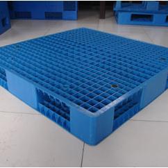 网格双面塑料托盘,南京新标特仓储设备有限公司南京新标特仓储设