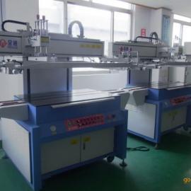 传输式自动玻璃丝网印刷机