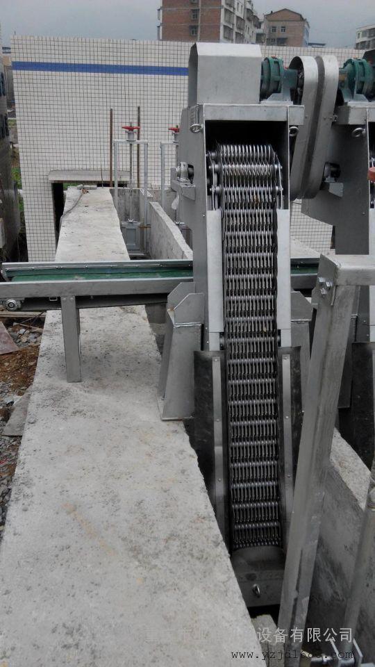 304不锈钢耙齿 HG-800回转式格栅除污机