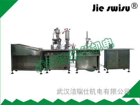 气雾剂灌装机|半自动气雾剂灌装机