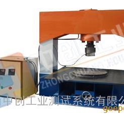 树脂井盖耐压强度测试机、球墨铸铁井盖压力机现货供应