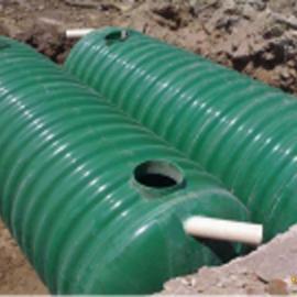 广州优质厂家直销节能环保玻璃钢化粪池地埋式污水处理池