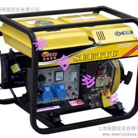 电启动2KW柴油发电机报价