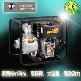 4寸柴油机抽水机