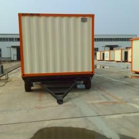 住人集装箱房出售河北厂家定制办公集装箱活动房建筑用集装箱房