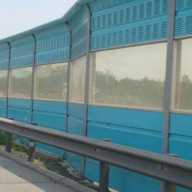 安徽高架桥声屏障厂商*公路透明PC板声屏障单价*非金属板声屏障