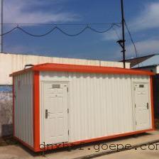办公集装箱房屋定制移动车载集装箱房尺寸移动方舱各种尺寸