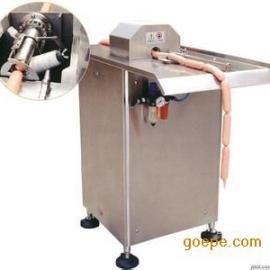 方圆香肠扎线机,高效全自动扎线机,单双路扎线机价格