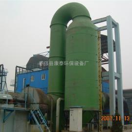 窑炉脱硫塔,工业窑炉脱硫塔,窑炉烟气除尘脱硫塔