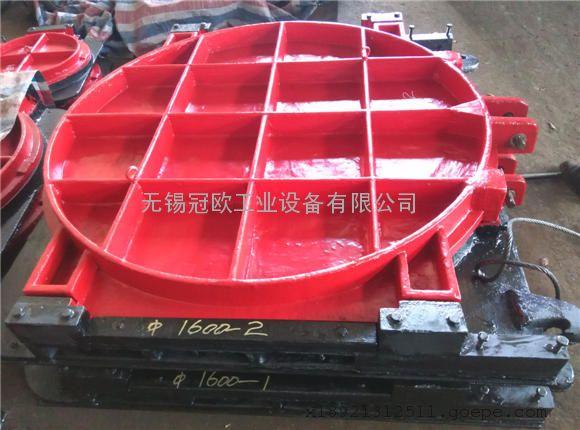 ZMQF/ZMQY型铸铁镶铜方、圆闸门