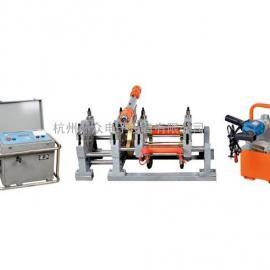 全自动燃气PE管热熔焊接机