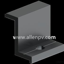 聚鑫光伏支架铝合金压块