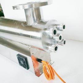 口径DN150信诺45-50处理量二次供水过流式紫外线消毒器